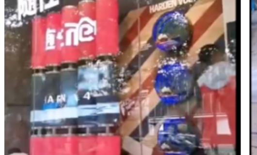 上海阿迪达斯专卖店P2.5软模组