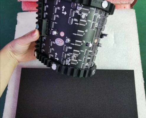 p2 led软模组