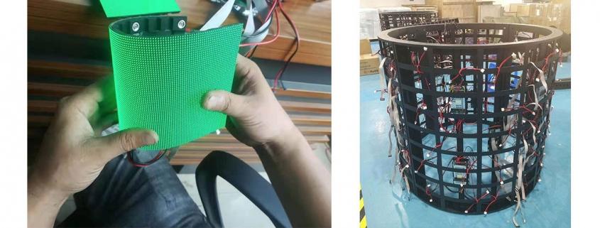 P1.875 LED软模组