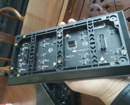 p2.5斜边led模组直角屏